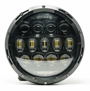 NightSun 130 Watt LED Headlight
