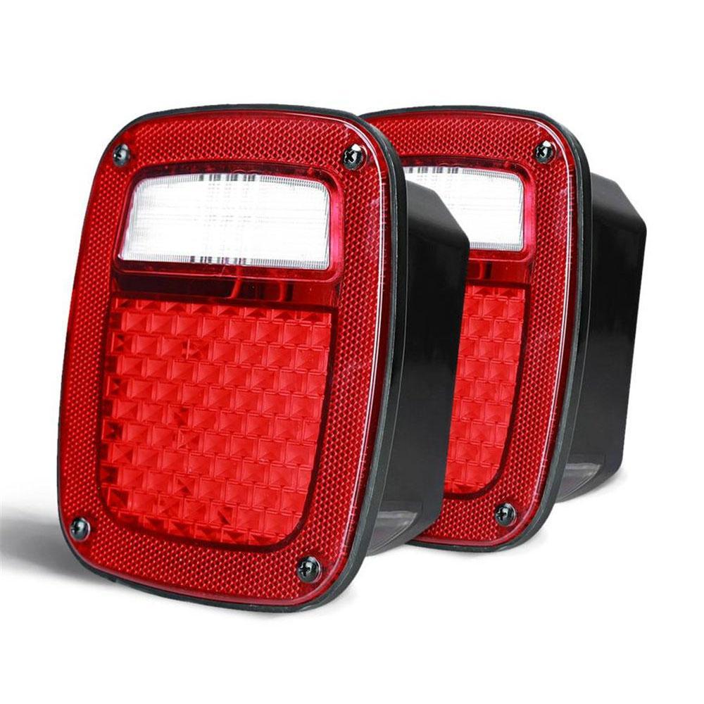 Jeep Yj Cj Tj Led Tail Lights