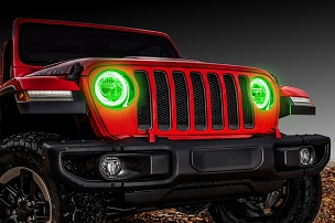 Oracle Jeep JL External Halo