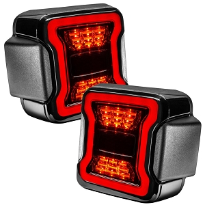 Oracle Jeep JL Black Series LED Tail Lights