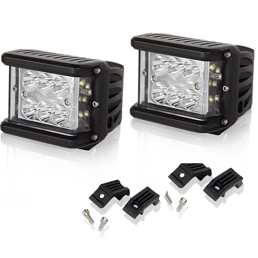 NightSun 60 Watt Sideshooter Cube