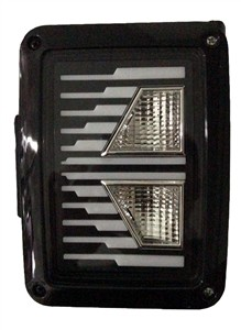 Jeep JK E-Series Tail Light