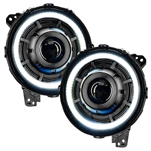 Oracle Oculus 9 Inch Jeep JL / JT LED Headlights