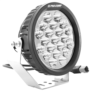 Pro Comp 5 Inch LED Round Motorsports Light - 76502