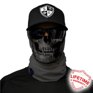 SA Tactical Skull Face Shield