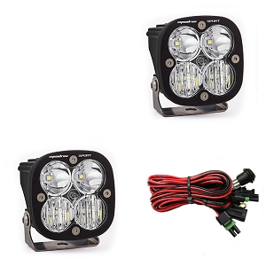Baja Designs Squadron PRO LED Lights