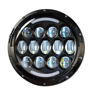 NightSun 7 Inch 105 Watt DOT Headlight