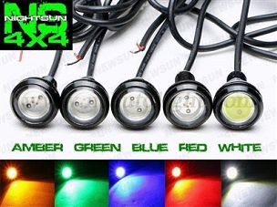 NightSun LED 3 Watt Rock Lights