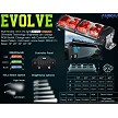Evolve 10 Inch LED RGB Light Bar