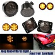 NightSun Jeep JK LED Turn Signal Combo