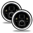 Oracle 7 Inch LED White Headlights